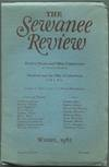 The Sewanee Review