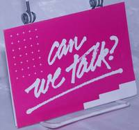 Can We Talk? [brochure]