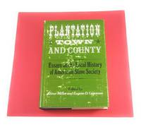 Plantation, Town and County Essays on the Local History of American Slave Societ