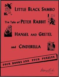 PETER RABBIT, SAMBO, CINDERELLA, HANSEL AND GRETEL PUZZLES AND BOOKS I.