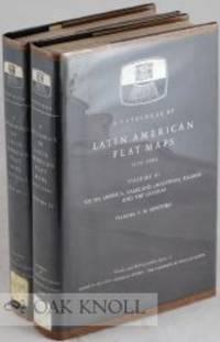 CATALOGUE OF LATIN AMERICAN FLAT MAPS 1926-1964,|A