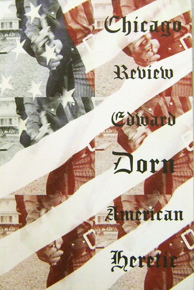 Chicago: Chicago Review, 2004. First edition. Paperback. Fine. Trade paperbound book. 409 pp. Specia...