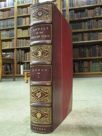 Annals of the English Stage from Thomas Betterton to Edmund Kean