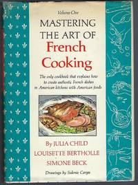 image of Mastering the Art of French Cooking, Vol. 1
