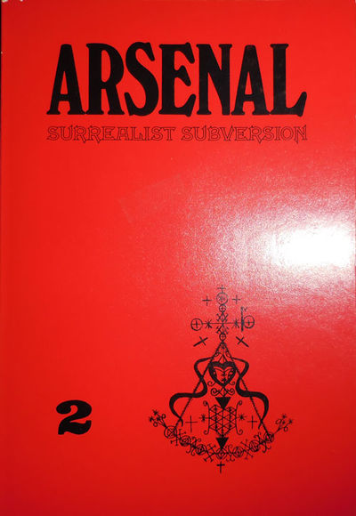 Chicago: Arsenal, 1973. First edition. Paperback. Very Good +. Paperbound quarto. 64 pp. The second ...
