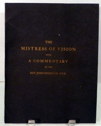 Ditchling: St. Dominic's Press, 1918. First edition. Original Wraps. Orig. black wrappers. Fine. Gil...