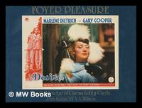 image of Foyer pleasure : the golden age of cinema lobby cards / John Kobal_V.A. Wilson ; foreword by Benny Green