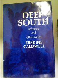 image of Deep South;: Memory and observation
