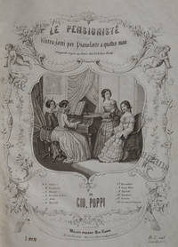 Italian album of 19th century music for piano in both two- and four-hand arrangements of works by...