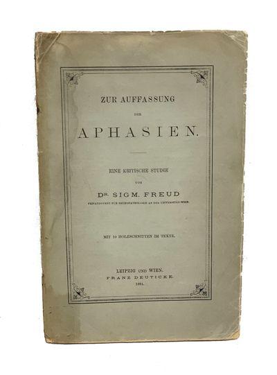 Zur Auffassung der Aphasien. Eine...