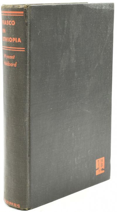 New York: Harper & Brothers, 1936. First Edition. Hard Cover. Good binding. In the publisher's black...