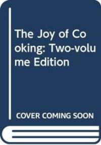 image of The Joy of Cooking: Two-volume Edition