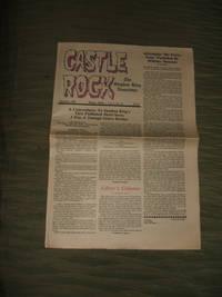 image of Castle Rock Vol. 5 No. 12 Stephen King Newsletter December 1989 Last Issue RIP