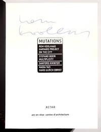 image of Rem Koolhaas: Mutations.