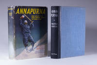 Annapurna Heroic Conquest of the Highest Mountain - 26,493 Ft - Ever Climbed By Man
