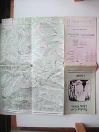 image of Tamba Kosi - Likhu Khola Hiking Region, Nepal. Scale 1: 50,000