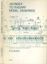An Index to Railway Model Drawings