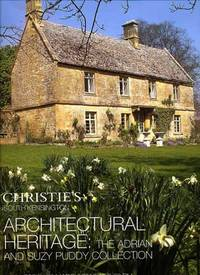 Christie's: Architectural Heritage: The Adrian and Suzy Puddy Collection, 2010