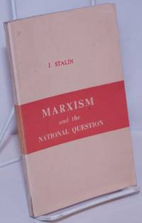 image of Marxism and the national question