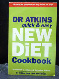 image of Dr Atkins Quick_Easy New Diet Cookbook