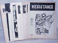 image of Resistance: an anarchist monthly [14 issues]