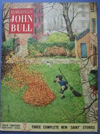 The Saint in Europe   First Printing in John Bull Magazine 1953