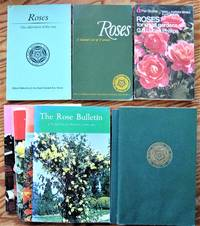 Lot of Twelve Items on Roses: Includes - The Rose Bulletin 1974 Through 1980, Roses: A Selected List of Varieties, Roses for Small Gardens, Roses: The Cultivation of the Rose, The Rose Annual 1976 and 1977