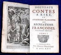NOUVEAUX CONTES A RIRE, et Aventures Plaisantes ou Recreations Francoises. Vingtieme Edition. Tome I. Tome II