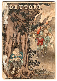 Kobutori [cover title]. The Old Man & The Devils. Japanese Fairy Tales, No. 7