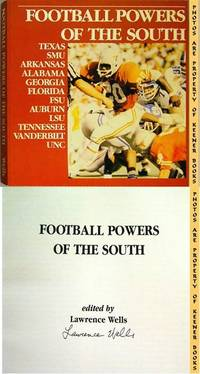 Football Powers Of The South: University Of Texas Longhorns (UT)