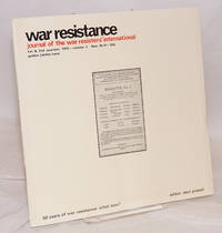 50 years of war resistance: what now