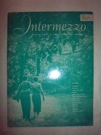 Intermezzo: Music for a Sentimenal Mood (for Wurlitzer Organs) by Various - Paperback - 1959 - from Nocturne Books and Music (SKU: 000305)