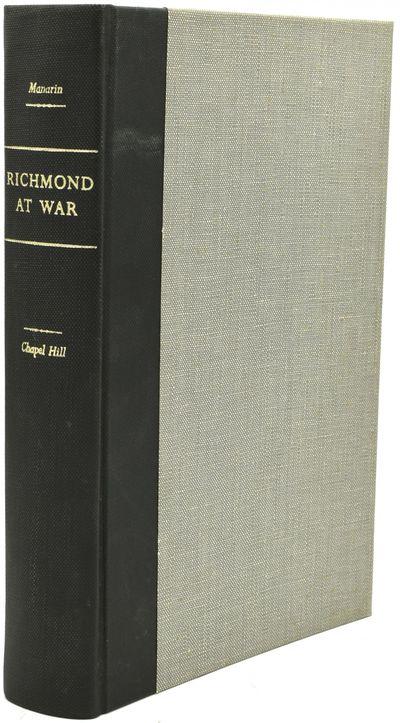 Chapel Hill: The University of North Carolina Press, 1966. First Edition. Hard Cover. Near Fine bind...