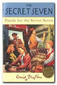 image of Puzzle for the Secret Seven