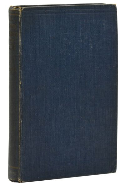 London: Macmillan and Co, 1919. First Edition. Very Good. First edition, first printing. Bound in pu...