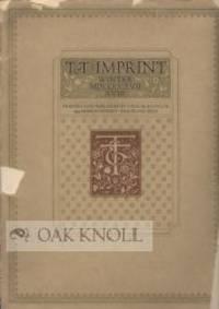 T & T IMPRINT