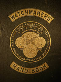 The watchmaker's hand-book