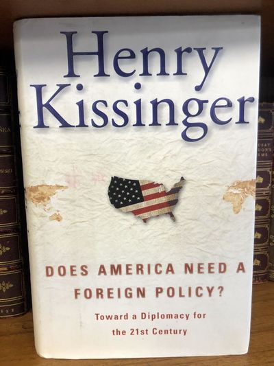 New York: Simon & Schuster, 2001. First Edition, First Printing. Hardcover. Octavo, 318 pages; VG/VG...
