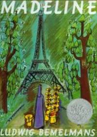 image of Madeline (with Audio CD) (Live Oak Readalongs)