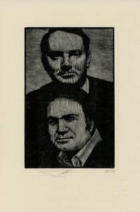 image of Thomas Wolfe and Pat Conroy [Print]