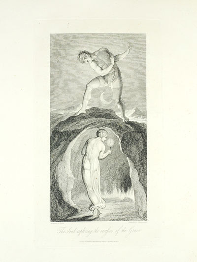 Single plate. London: Cadell and Davies, 1808. Single plate, etching on wove unwatermarked paper, fu...