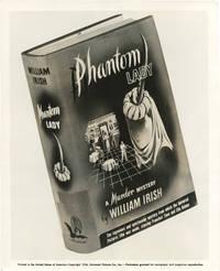image of Phantom Lady (Original photograph of the 1942 novel, made for the 1944 film)