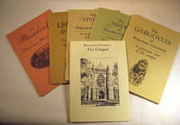 6 BOOKLETS RELATED TO THE HISTORY OF PRINCETON UNIVERSITY