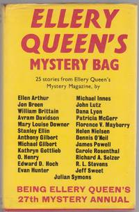Ellery Queen's Mystery Bag 27th Mystery Annual