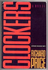 image of Clockers - A Novel [ARC: ADVANCE READING COPY]