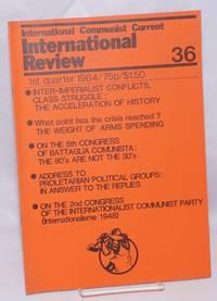 image of International Review, No. 36, 1st Quarter 1984