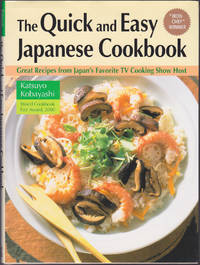image of Quick_Easy Japanese Cookbook