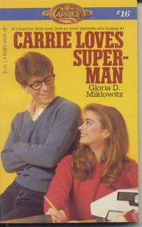 NEW!! Carrie Loves Superman (Caprice Romance)