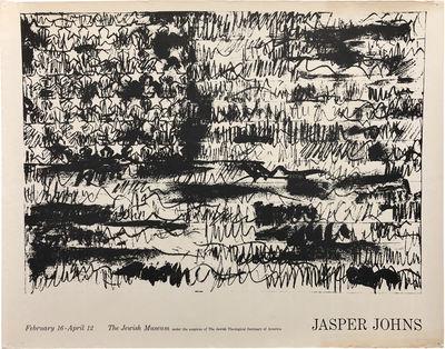 New York: The Jewish Museum, 1964. Light toning, some creasing along extremities, pinholes to corner...