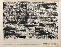 Jasper Johns at the Jewish Museum (poster)